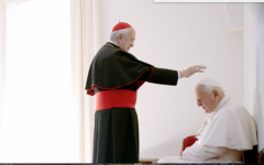 Two popes, two sensational actors