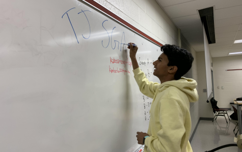 The annual MSLC provides SGA a fun and interactive way to engage seventh graders in leadership and providing them with a novel perspective of TJ that not many middle schoolers can experience.