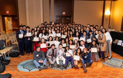 Model United Nations Club travels to Ivy League Model United Nations Conference