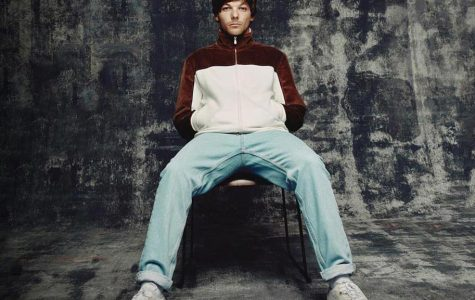 Louis Tomlinson has come out with a new album, Walls.