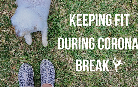 How You Can Keep Fit During Corona Break