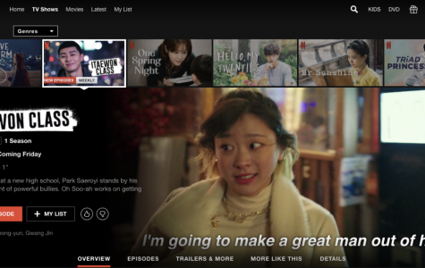 Netflix currently offers a wide variety of TV shows and movies from countries all over the world, including Korea