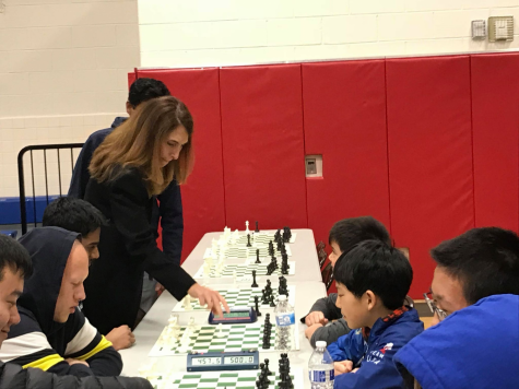 Chess Team wins the Virginia Scholastic Chess Championship