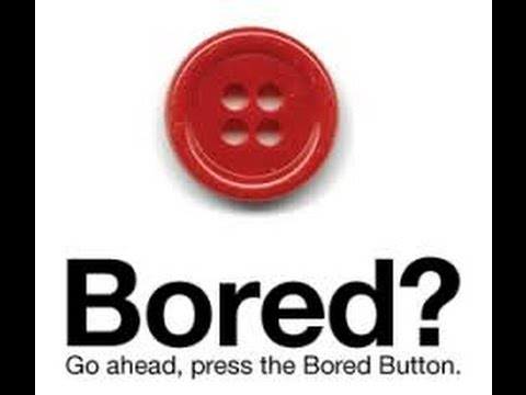 Boredbutton.com is one website that students can use to keep themselves entertained over break
