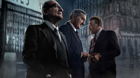 """The Irishman"" tells a story of a former veteran turned hitman"