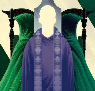 The Toll is the third book in the dystopian Arc of a Scythe trilogy by Neal Shusterman. It is the long awaited finale to the trilogy. Although it has been out of the library for so long, I found that it didn't quite wow me as I had expected it to.