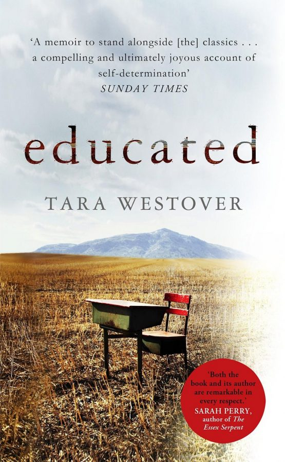 Educated+by+Tara+Westover+is+a+memoir+of+her+life%E2%80%99s+experiences%2C+from+growing+up+in+a+survivalist+family+in+Idaho+to+studying+by+herself+to+attending+Cambridge.+Her+story+is+about+perseverance+and+how+an+education+can+be+life-changing.