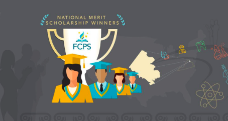 Fairfax County Public Schools releases the names of the winners of the National Merit Corporate Sponsored Scholarships onto their website on April 22.