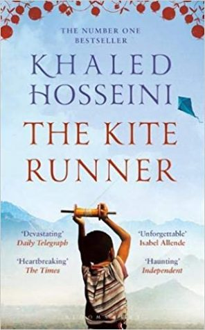 Khaled Hosseini's first novel, The Kite Runner, is a story about two boys in Afghanistan and events that change their lives. The book is published in several countries and widely acclaimed, but faces controversy for its content.