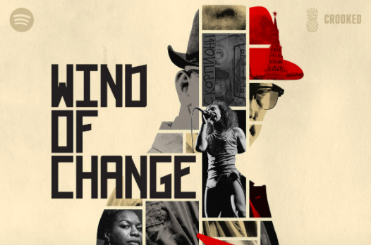 'Wind of Change' Podcast Review: A journey of suspense and intrigue