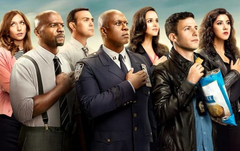 "The Season seven finale, ""Lights Out"", of ""Brooklyn 99"" premiered last week on NBC."