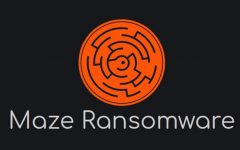 Maze ransomware commonly steals and publishes data to force businesses to pay ransom.
