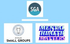Two of the SGA's currently active programs center on students' mental health, which is a much-discussed issue during the beginning of the 2020-21 school year, in which all classes are taking place online. Image by Rachel Lewis.