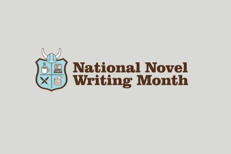 NaNoWriMo is a month-long challenge to write 50,000 words of a novel. Hundreds of thousands of writers participate in it and share their progress online each year.