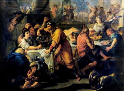 Saturnalia is an ancient Roman holiday usually celebrated from Dec. 17 - 23 to honor the god Saturn and to celebrate the end of the year through different activities and festivals.