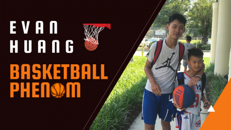 Evan Huang: Basketball Phenom
