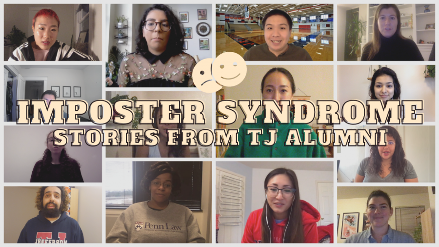 Imposter Syndrome: Stories From TJ Alumni