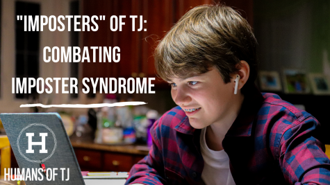 """Imposters"" of TJ: Combating Imposter Syndrome"