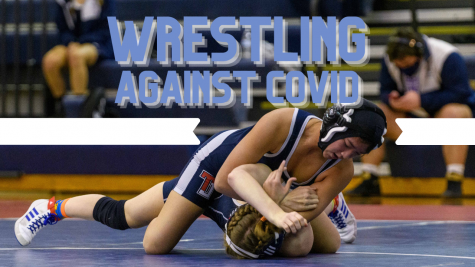 Wrestling Against COVID