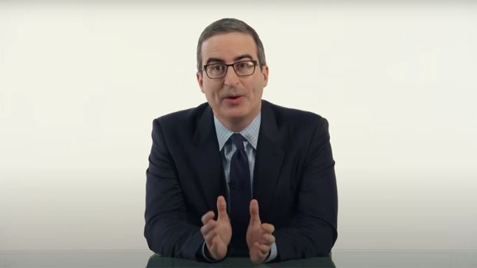 Due to COVID-19, John Oliver hosted the entirety of season six of his late night show, Last Week Tonight with John Oliver, in a blank white void. This adjustment to his setup has only enhanced the powerful message the episodes have to offer, making it a successful COVID adaptation.