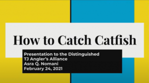 "Asra Nomani delivered a presentation she created on catfishing during the club meeting. ""You've got to ask so many questions, because it's just not worth it, like so many smart people are catfished so don't think you're too smart for it,"" Nomani said."