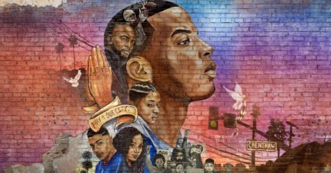 "A mural of the show ""All American"" displays the divide between two cities and the protests for racial justice. Although these issues were covered in Season 2, they have only been briefly touched on so far in Season 3. It is important that these issues are expanded on in the storyline."
