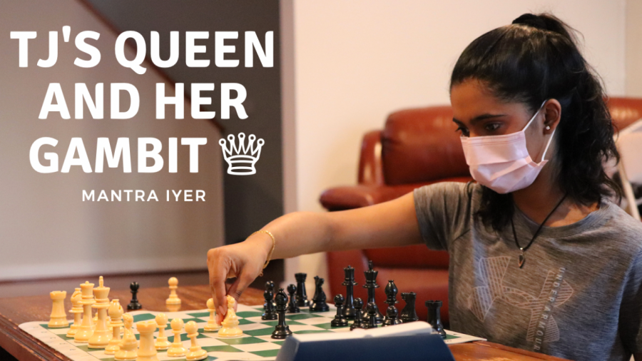 TJ's Queen and her Gambit