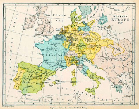 European history has impacted the formation of the Americas, and is the major driving force of change for much of American history. However, there is no active class at Jefferson to explain the workings of solely European history, even if world history includes a lot of European history.