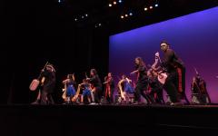 JNHS members perform at iNite 2020.
