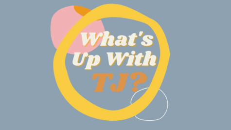 "The up and coming podcast, ""What's Up With TJ?,"" explores the current events in the Jefferson community. ""It"