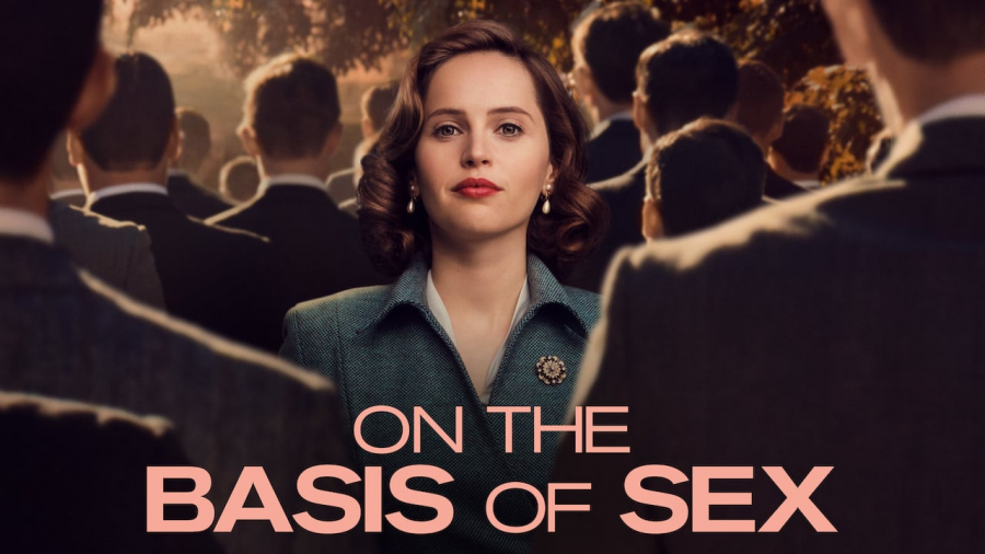 "Featuring Felicity Jones as former Justice Ruth Bader Ginsberg (RBG), ""On the Basis of Sex"" is a strong and powerful film on gender inequality. This riveting biographical film shows us RBG's early years as a Harvard Law student, and her later years, as she took on her first landmark case against gender inequality in the early 1970s."
