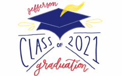 The Jefferson class of 2021 will have their graduation ceremony in person at Woodson High School.