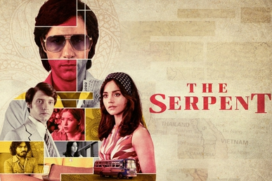 "New crime drama ""The Serpent"" is now available for Netflix users. From top to bottom, characters from ""The Serpent"" are Charles Sobhraj, Marie-Andrée Leclerc, Herman Knippenberg, Angela Knippenberg, Suda Romyen, and Ajay Chowdhury."