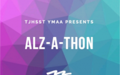 Flyers like the one above were used in getting the word out about the Alz-a-thon, in which students had the opportunity to devise a product or service in response to Alzheimer's.