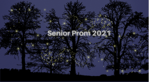 """The theme of the 2021 senior prom is """"enchanted forest."""" PromComm has worked hard planning to decorate the Jefferson football field, where the event will be held, to the likeness of a magical atmosphere."""
