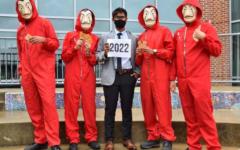 Arjuna Bazaz, Sam Esteban, Jj Sandhu, Aaryan Dave, and Aryan Agarwal (2022), Best Dressed for Group Day.
